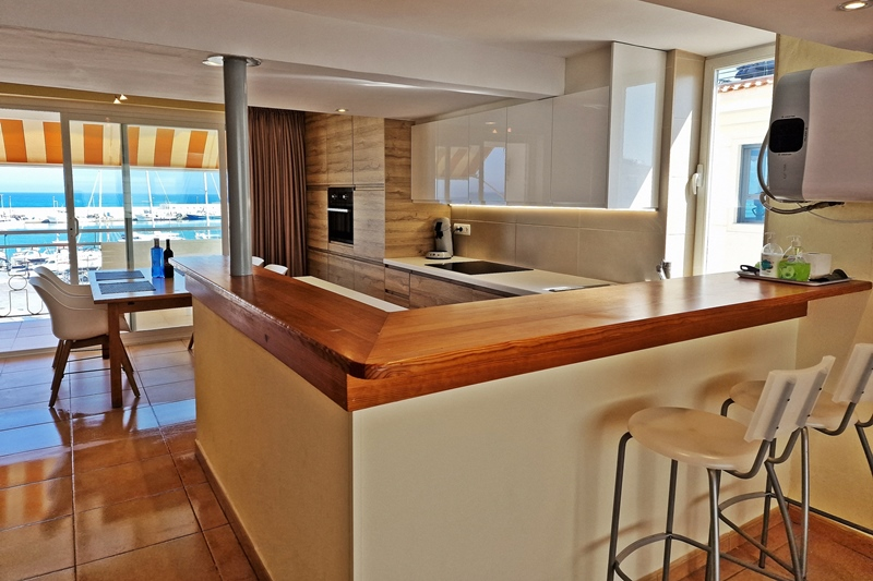 Living Appartement El Puerto 4D