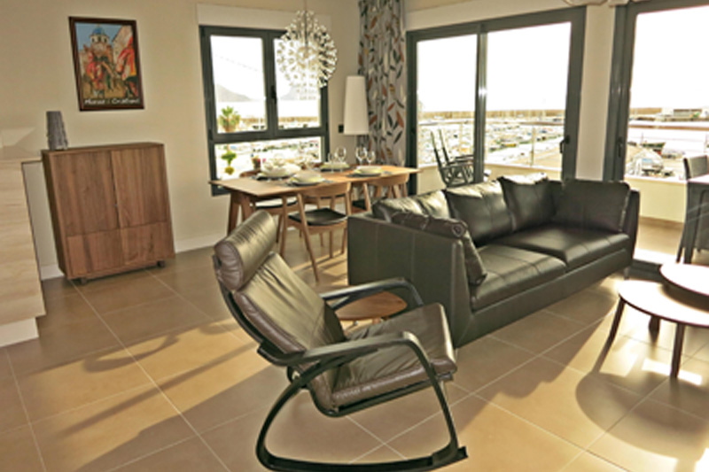 Living Appartement Ancora 3B